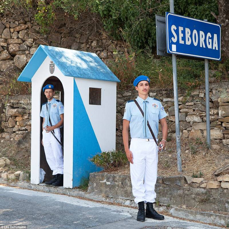Il Principato di Seborga si prepara per il Tesla Destination Tour