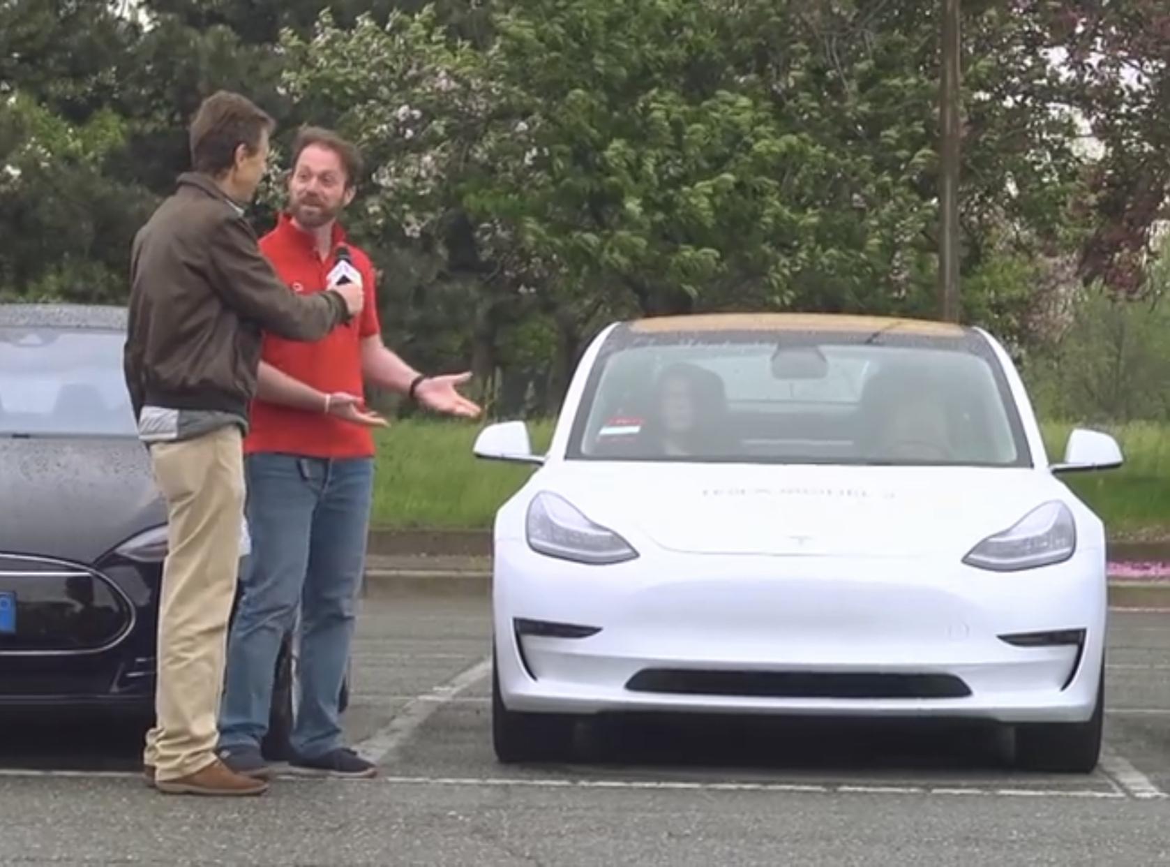 Trimestre da URLO e piani di espansione Tesla