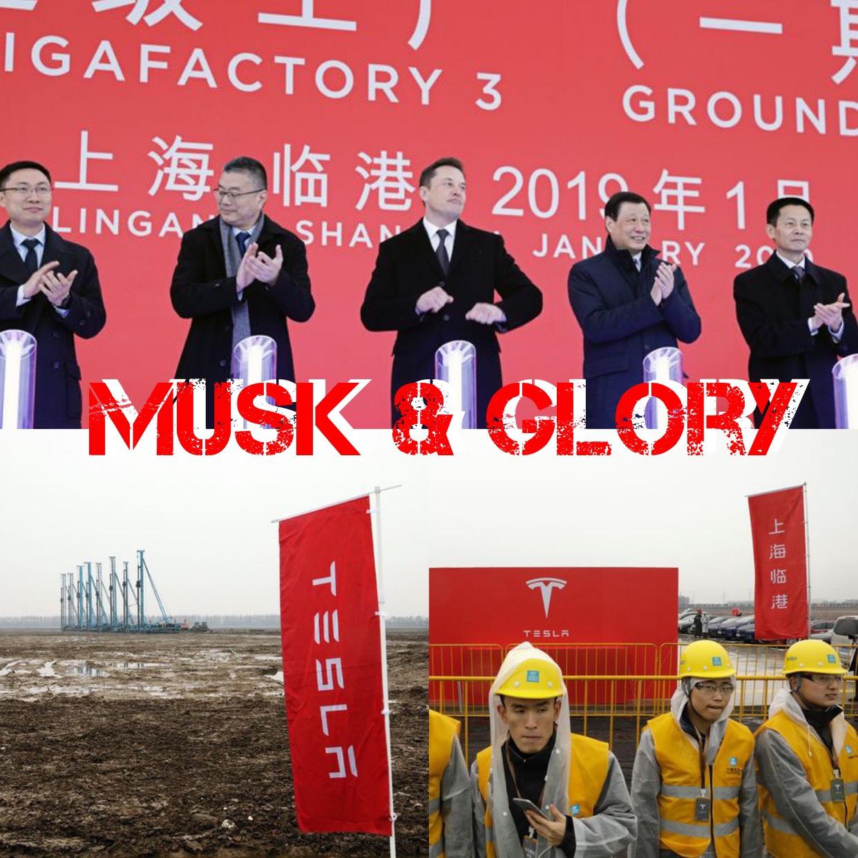 Musk & Glory